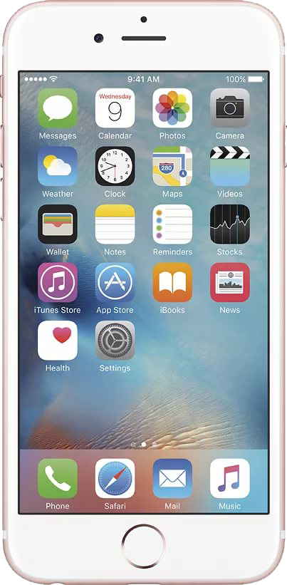 Apple iPhone 6S plus 128GB Rose Gold, Gold, Silver, Space Gray